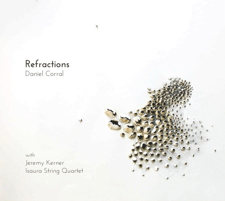 Refractions cover artwork by Joyce Nojima